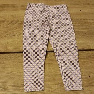 Girl Toddler Stretch Pants Carter's 18 Months